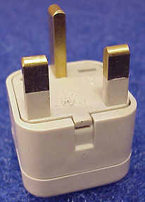 British electrical plug