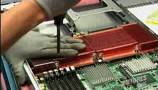 Making a dell computer