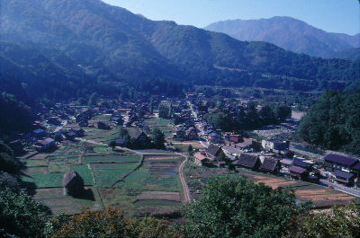 Shirakawa - a top Japan destination
