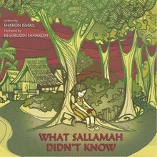 What Sallamah Didn't Know cover