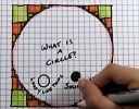 Vi Haqrt explains the pi=4 myth
