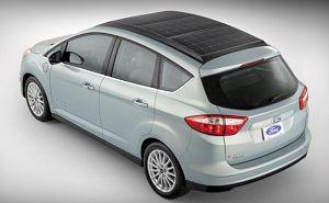 Ford solar hybrid