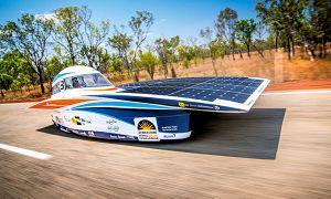 Nuon solar team car