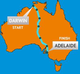 Australia solar car race