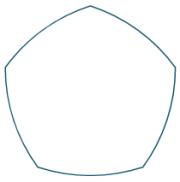 Reuleaux pentagon