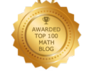SquareCirclez in Top 100 Math Blogs collection