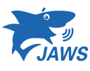 JAWS screen reader logo