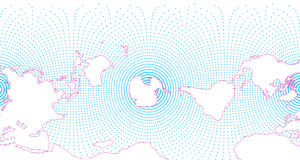 Map Projections on the Web