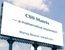 CSS Matrix - a mathematical explanation