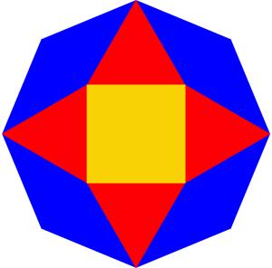 Hexagon probability puzzle