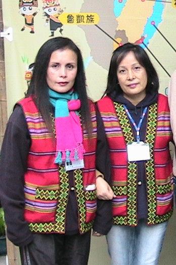 Atayal women